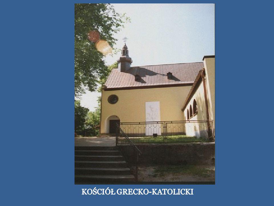 KOŚCIÓŁ GRECKO-KATOLICKI
