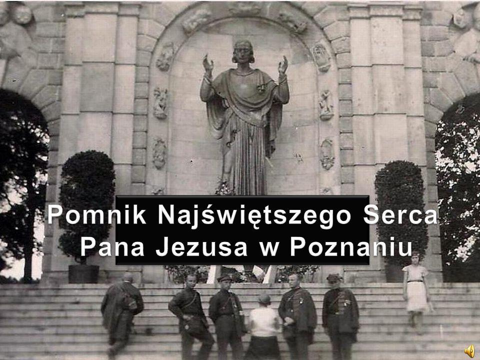 Pomnik Najświętszego Serca