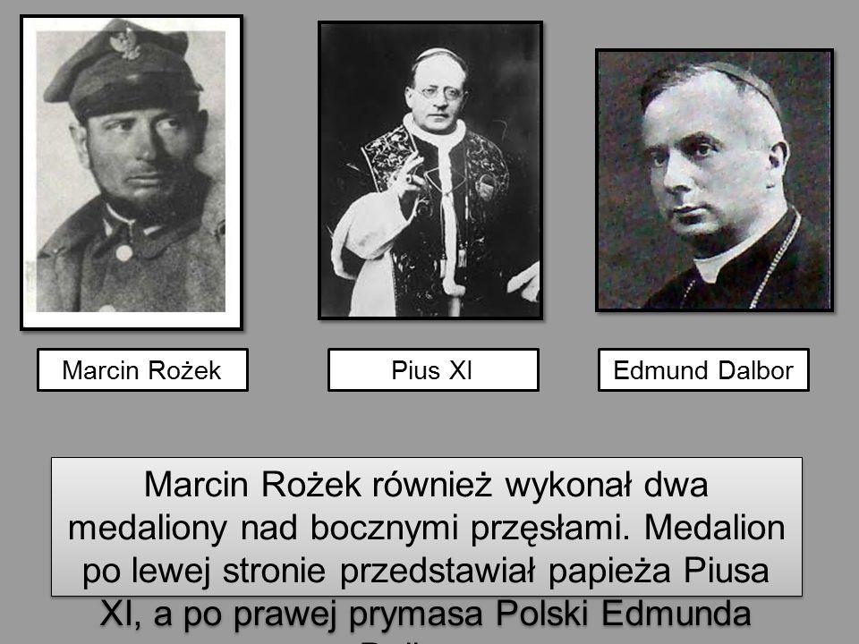 Marcin Rożek Pius XI. Edmund Dalbor.