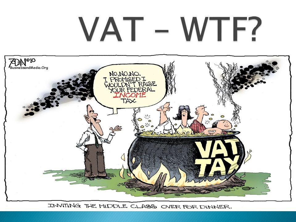 VAT – WTF