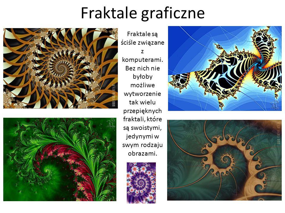 Fraktale graficzne