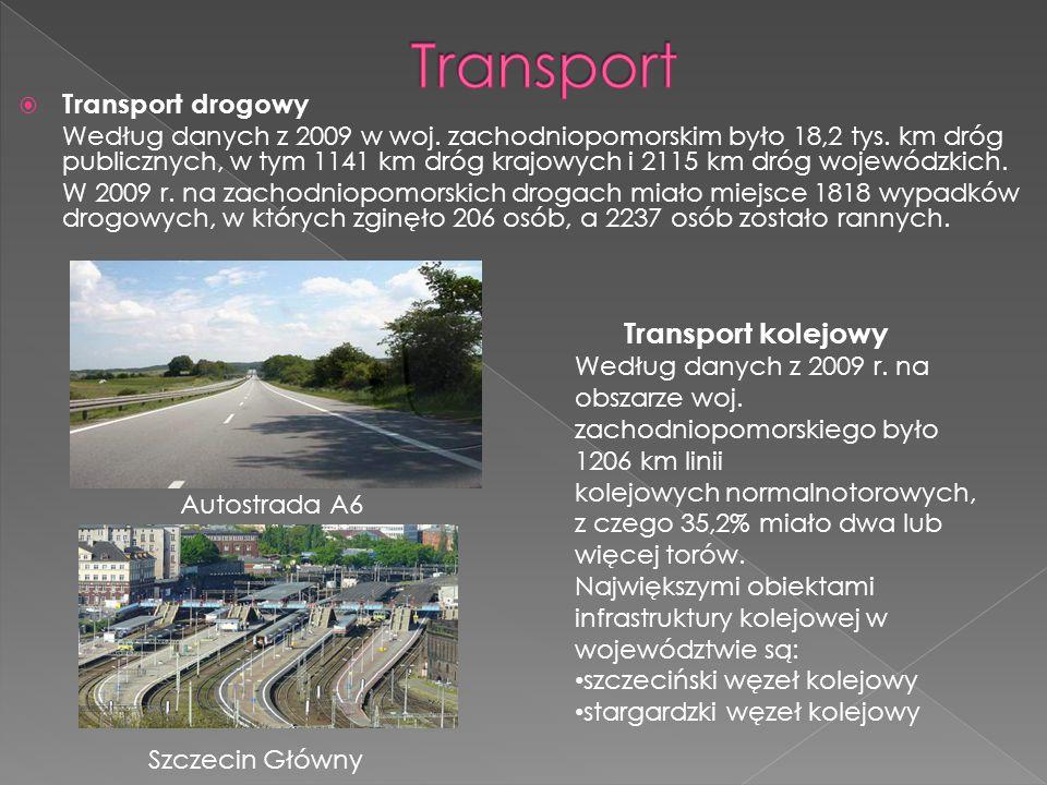 Transport Transport kolejowy Transport drogowy