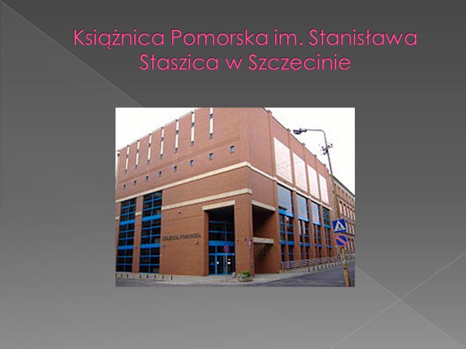 Książnica Pomorska im. Stanisława Staszica w Szczecinie