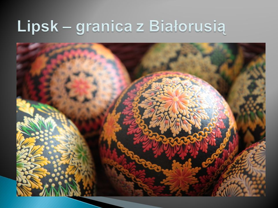 Lipsk – granica z Białorusią