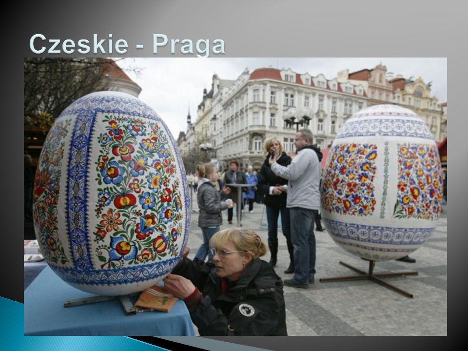 Czeskie - Praga