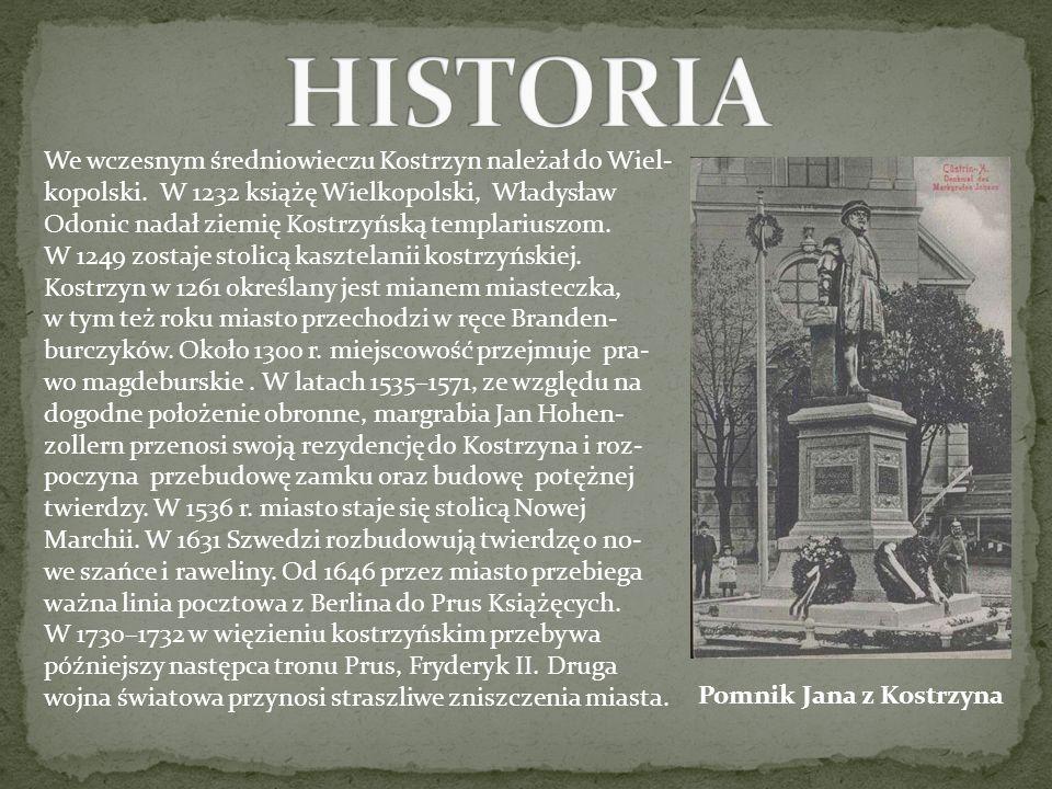 Pomnik Jana z Kostrzyna