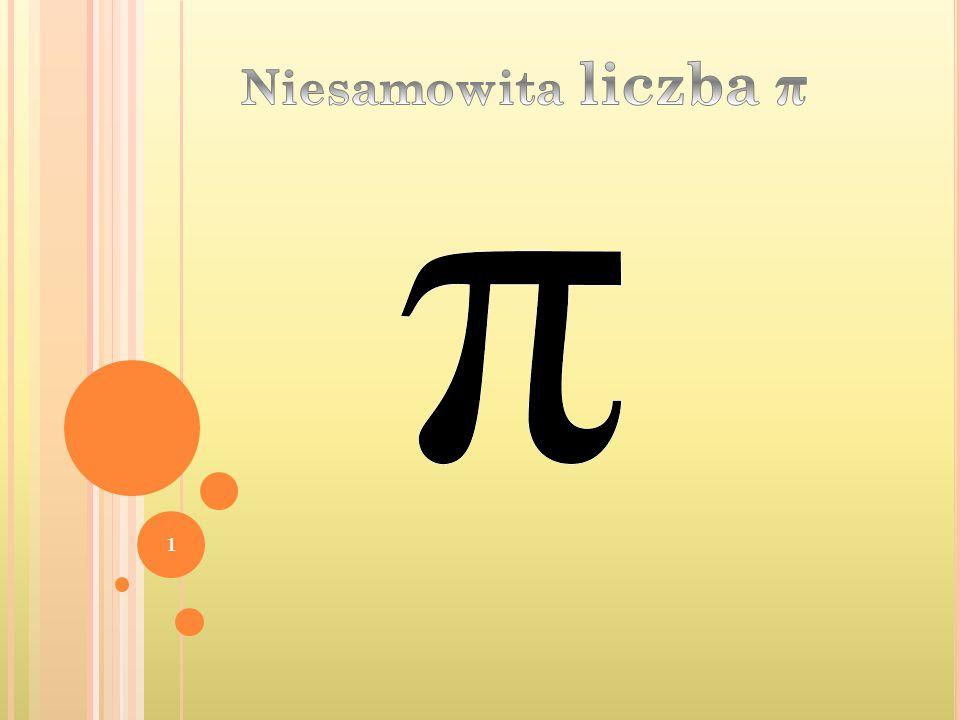 Niesamowita liczba π