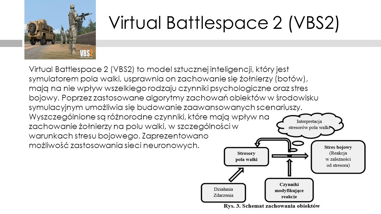 Virtual Battlespace 2 (VBS2)