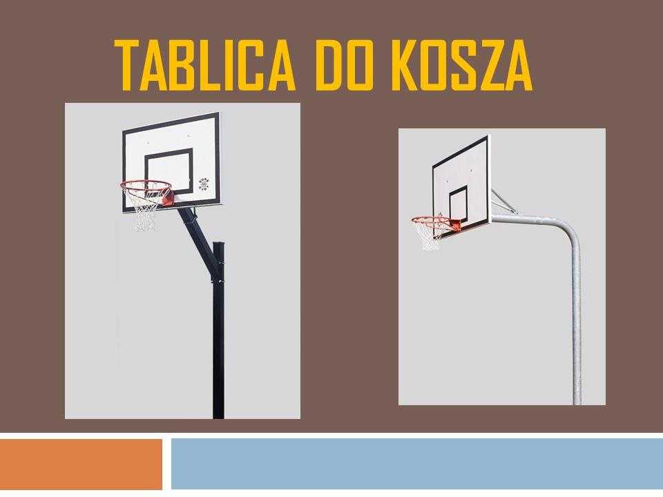 TABLICA DO KOSZA