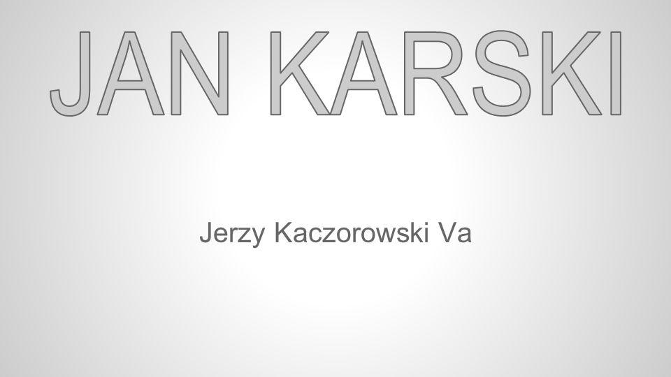 Jerzy Kaczorowski Va