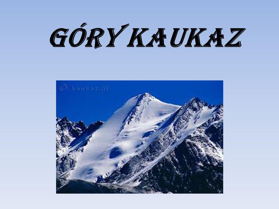 Góry Kaukaz