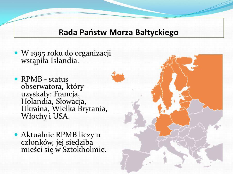 Rada Państw Morza Bałtyckiego