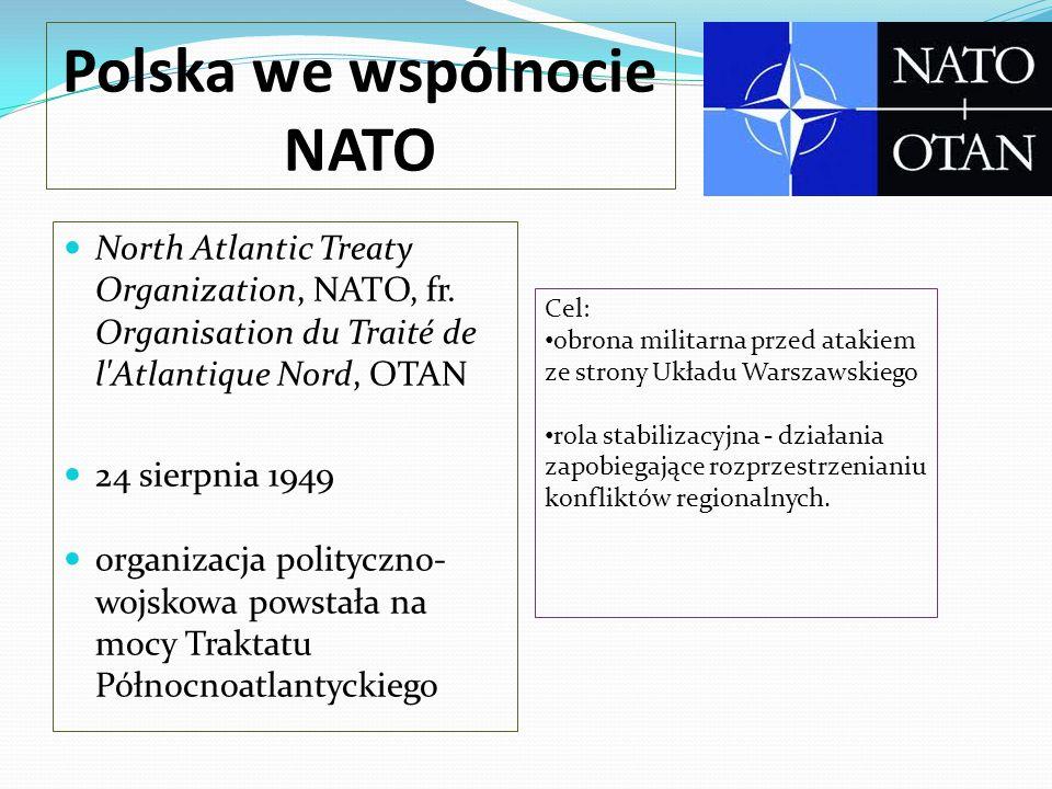 Polska we wspólnocie NATO