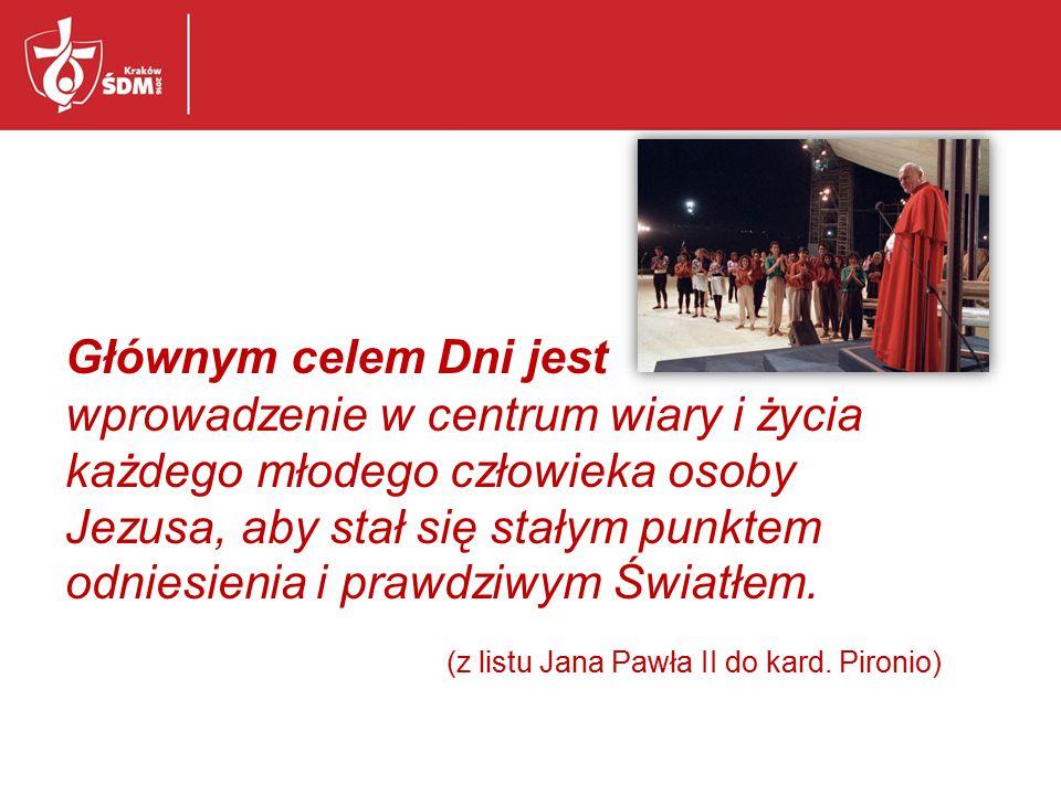 (z listu Jana Pawła II do kard. Pironio)