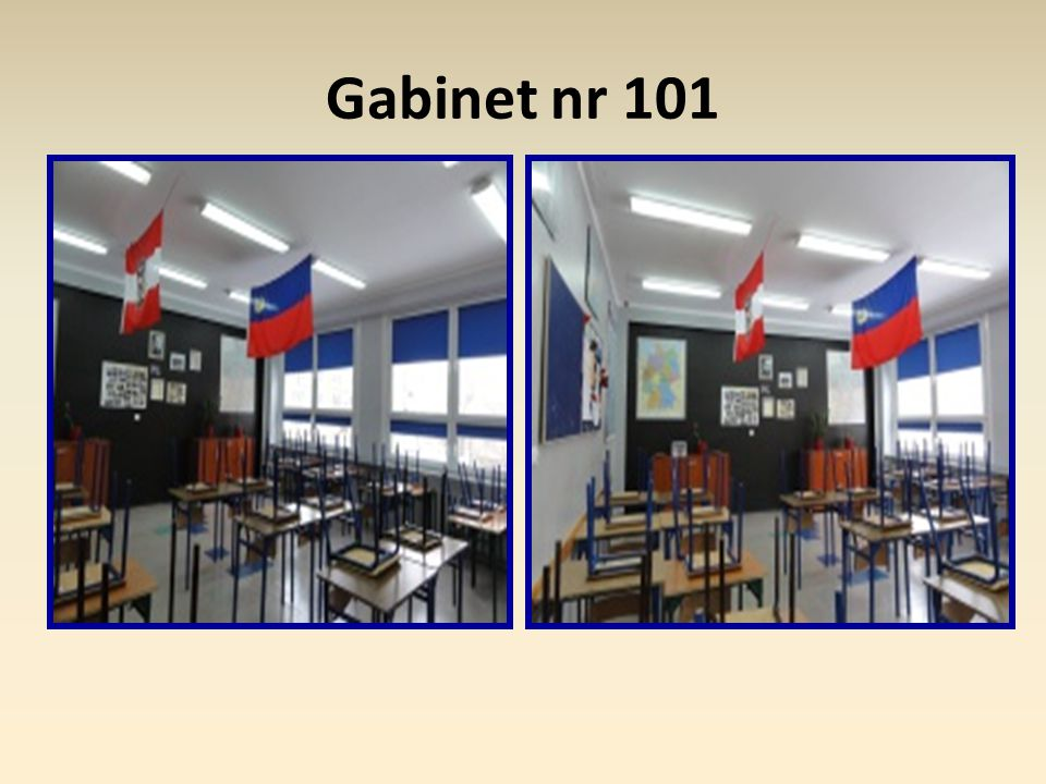 Gabinet nr 101