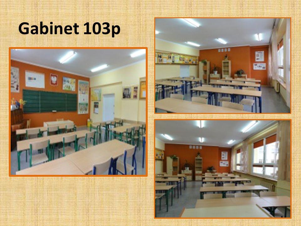 Gabinet 103p