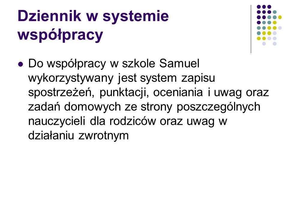Dziennik w systemie współpracy