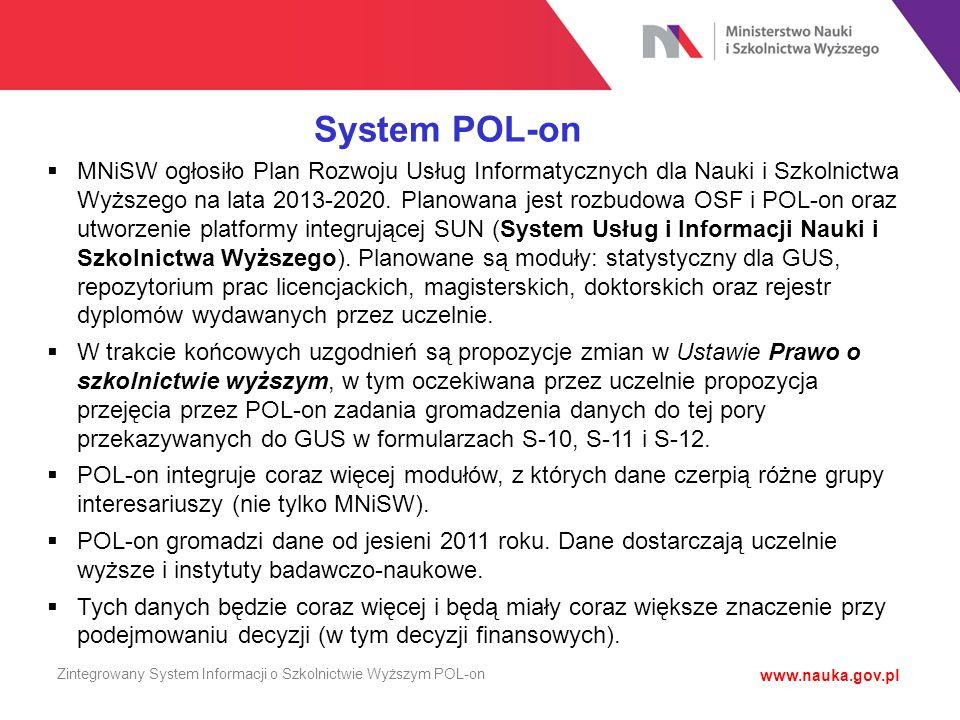 System POL-on