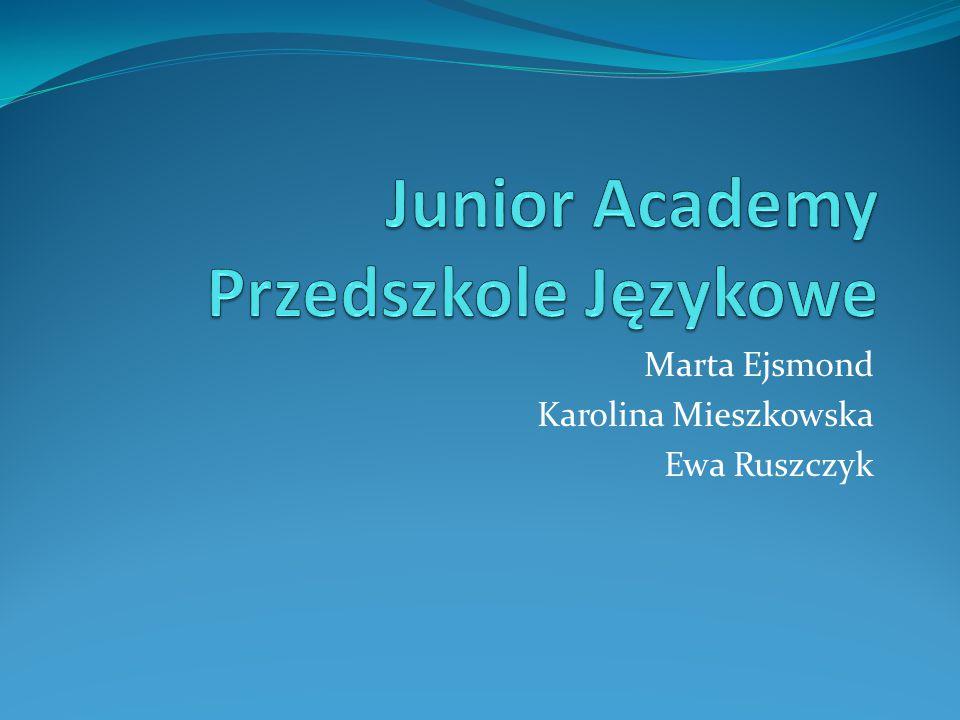 Junior Academy Przedszkole Językowe