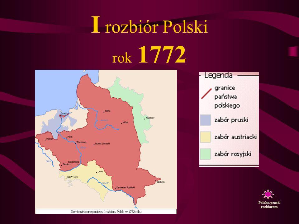 Polska przed rozbiorem