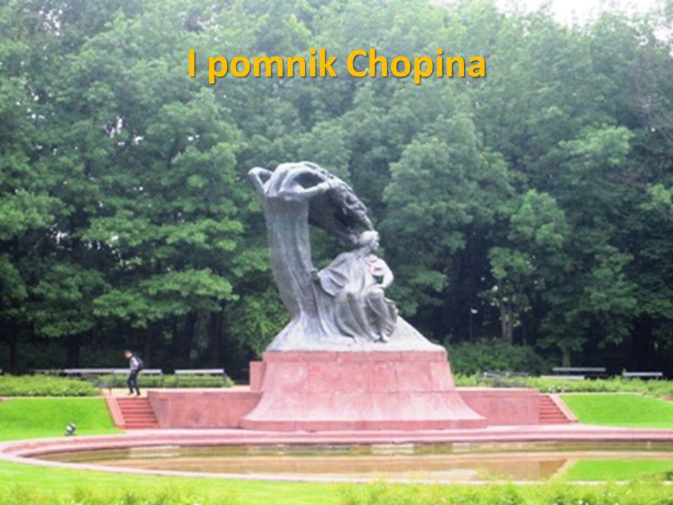 I pomnik Chopina