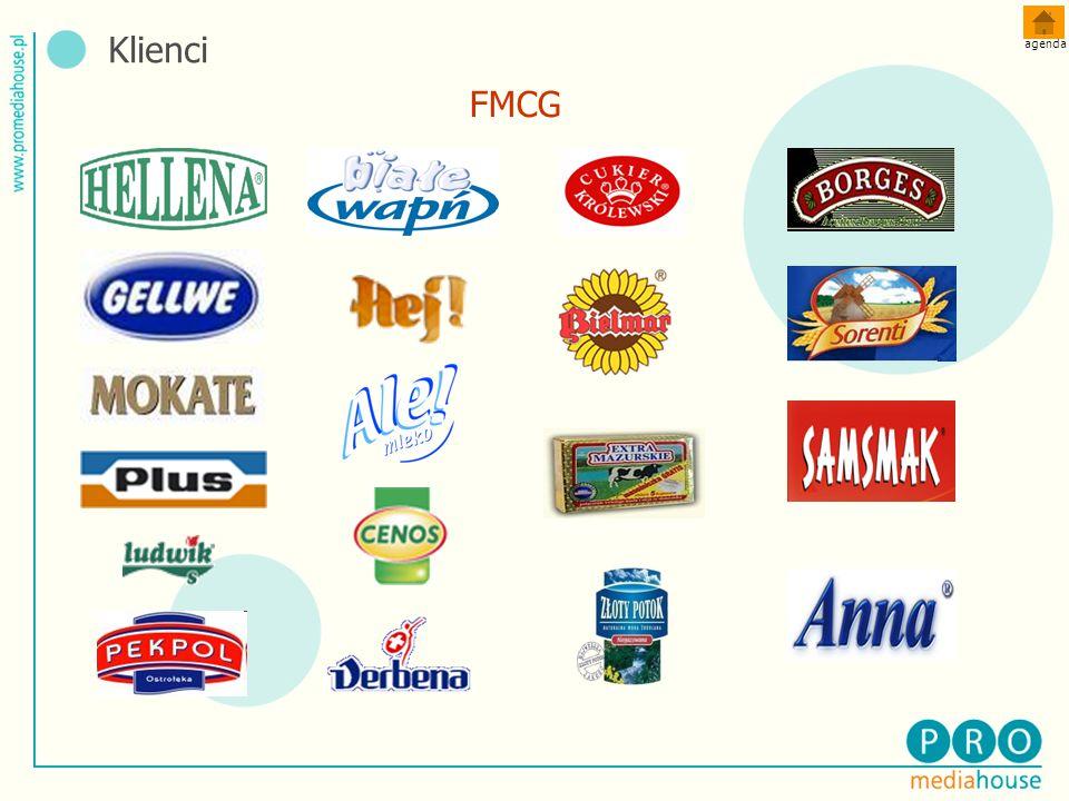 Klienci agenda FMCG 21