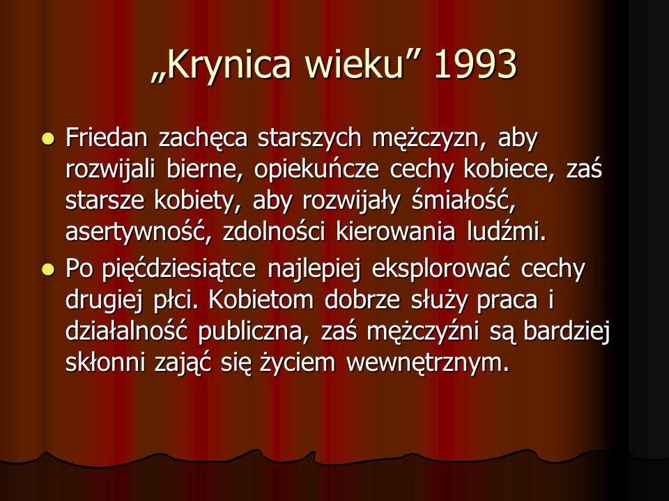 """""""Krynica wieku 1993"""