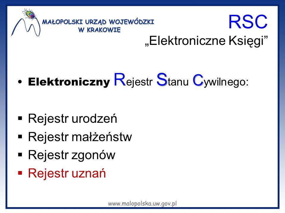 """RSC """"Elektroniczne Księgi"""