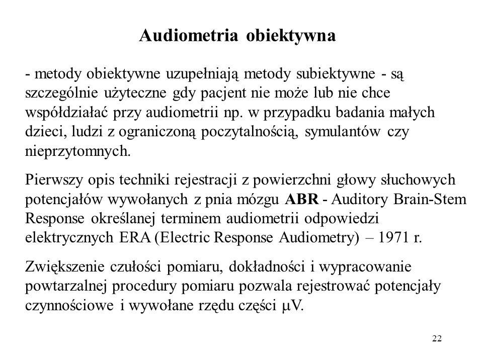 Audiometria obiektywna