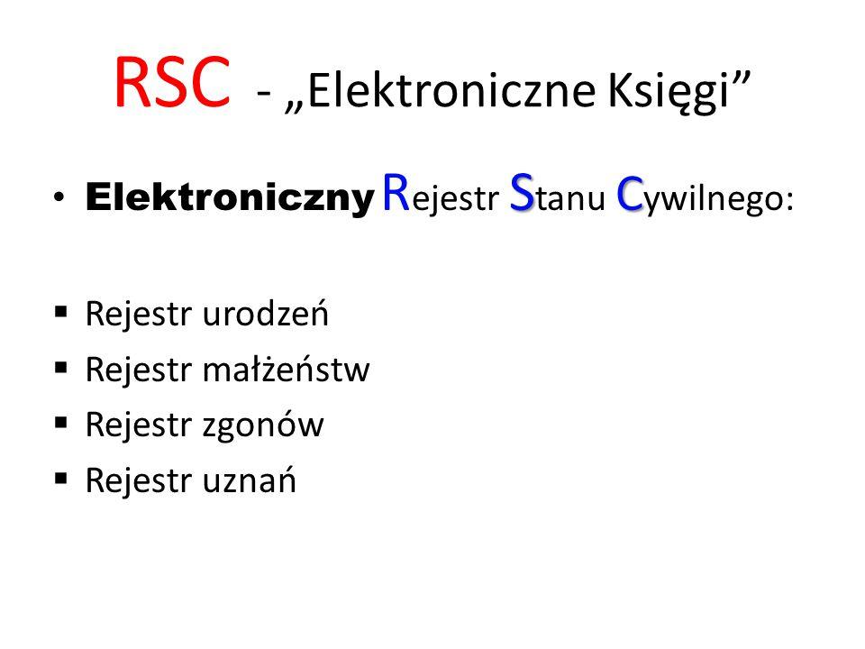 """RSC - """"Elektroniczne Księgi"""
