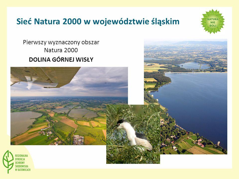 Pierwszy wyznaczony obszar Natura 2000