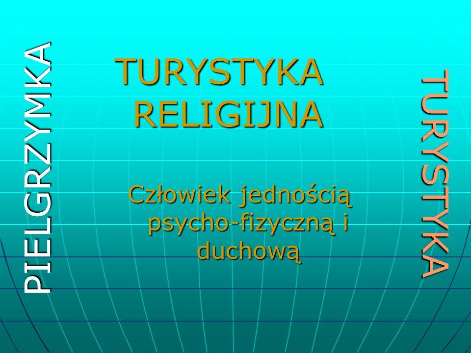 Człowiek jednością psycho-fizyczną i duchową