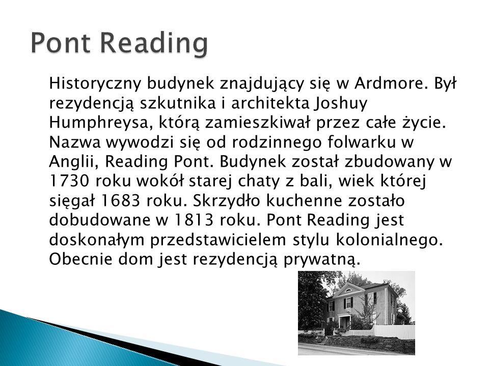 Pont Reading