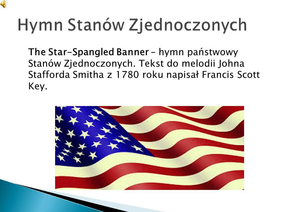 Hymn Stanów Zjednoczonych