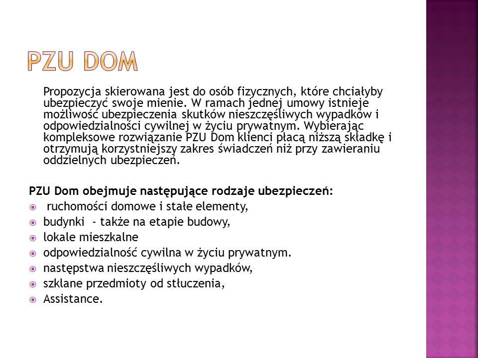 pZU DOM