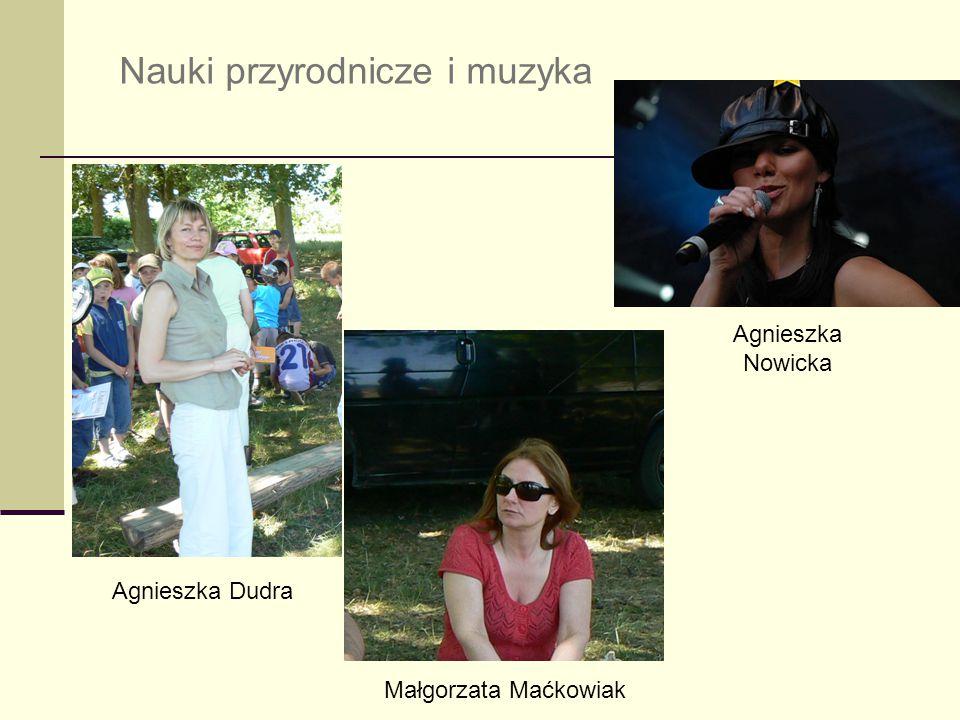 Nauki przyrodnicze i muzyka