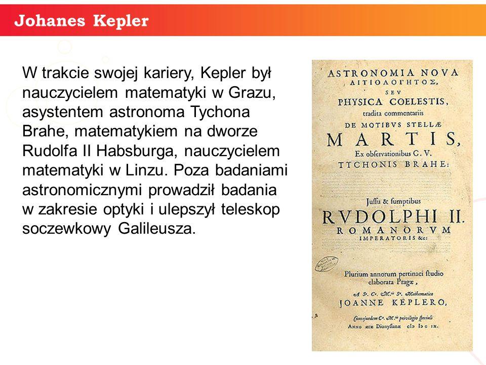 informatyka + Johanes Kepler