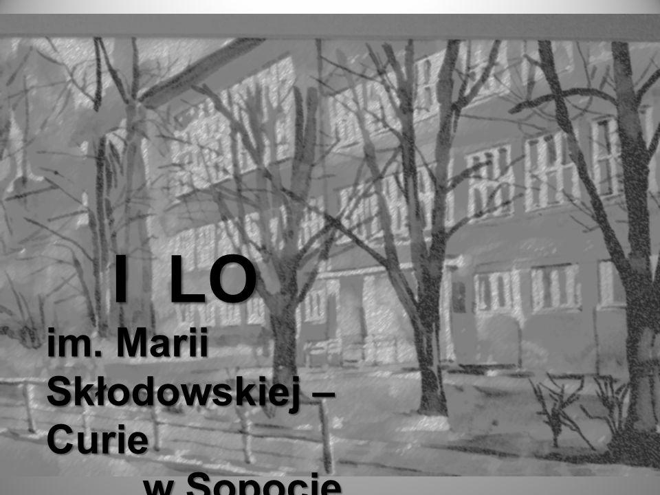 im. Marii Skłodowskiej – Curie w Sopocie