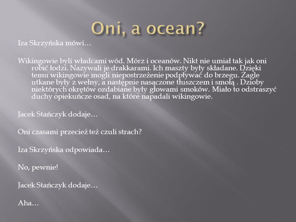 Oni, a ocean