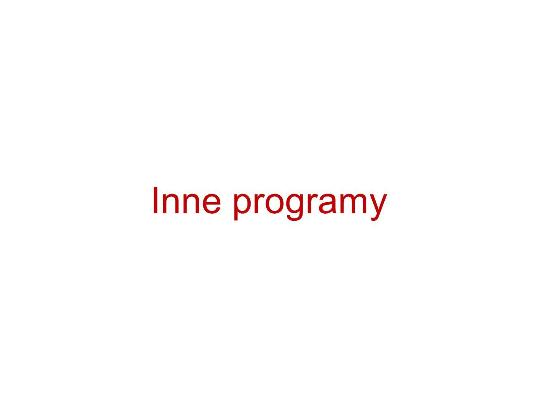 Inne programy