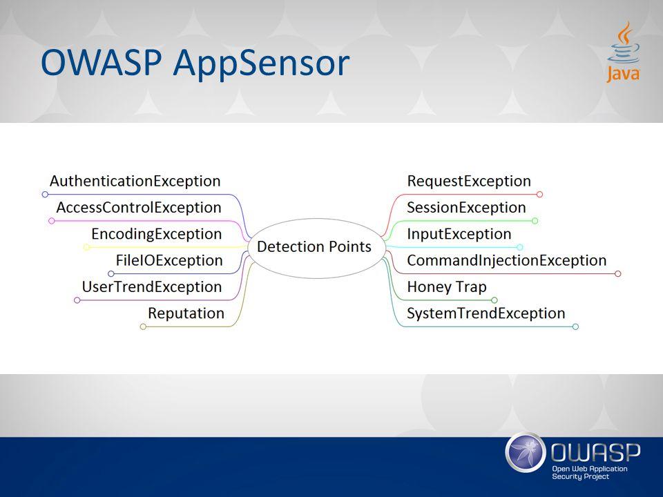 OWASP AppSensor