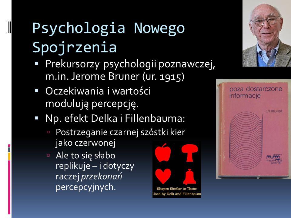 Psychologia Nowego Spojrzenia