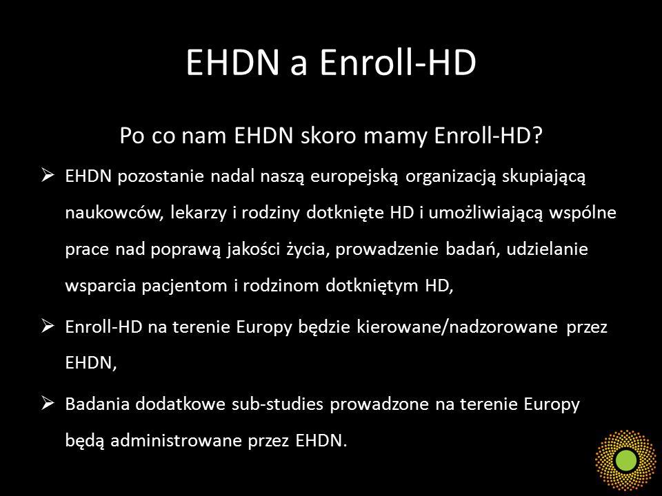 Po co nam EHDN skoro mamy Enroll-HD