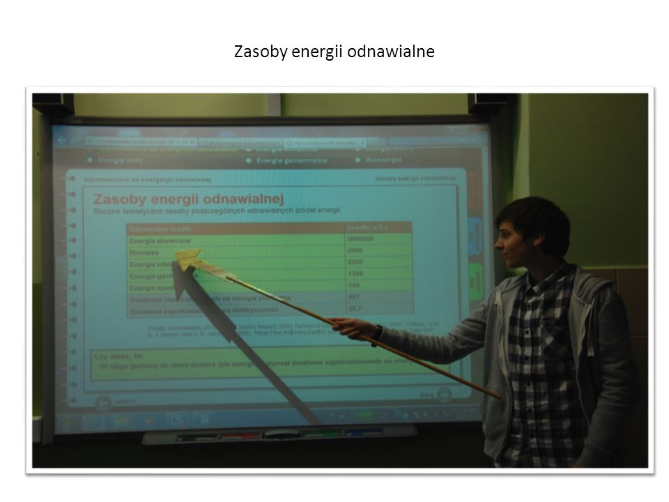 Zasoby energii odnawialne