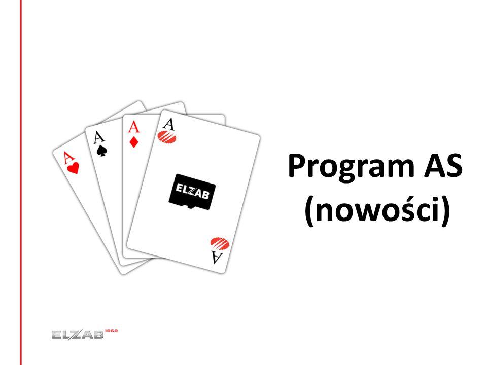 Program AS (nowości)