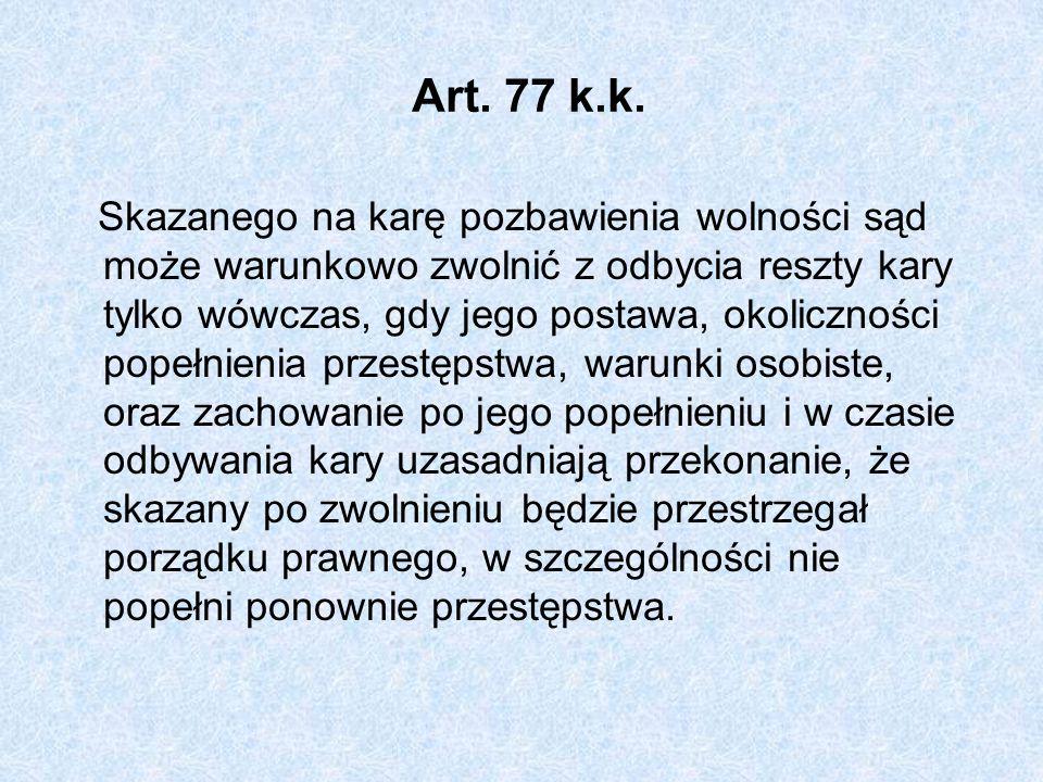Art. 77 k.k.