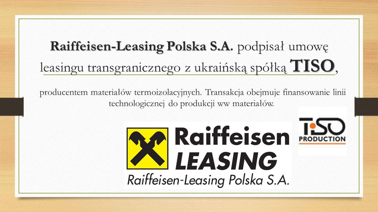 Raiffeisen-Leasing Polska S. A