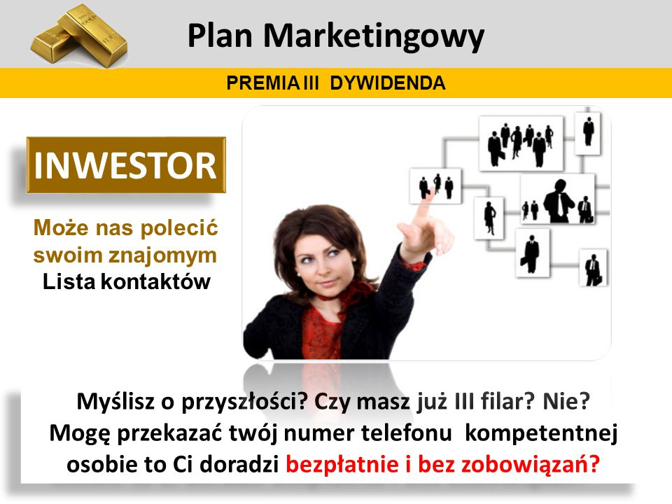 INWESTOR Plan Marketingowy