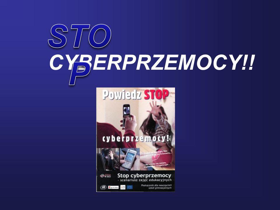STOP CYBERPRZEMOCY!!