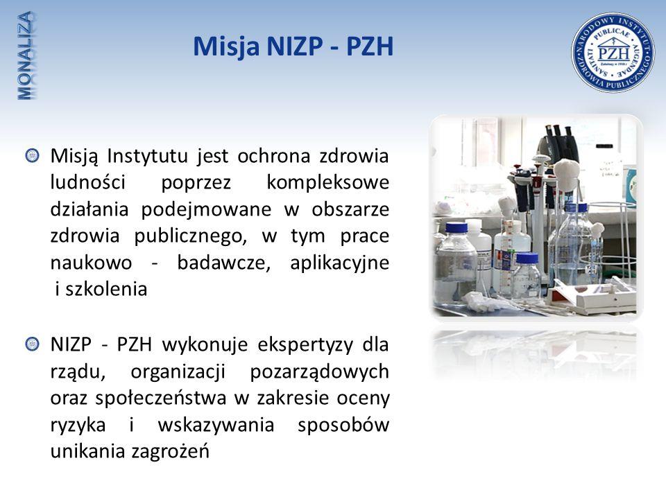 Misja NIZP - PZH